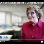 central Iowa Business Conference - Lori Day