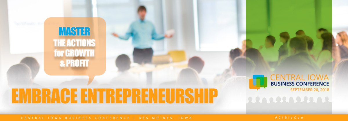 central iowa business conference entrepreneurship