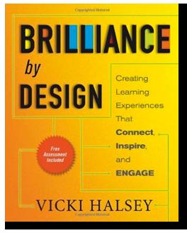 brilliance by design vicki halsey