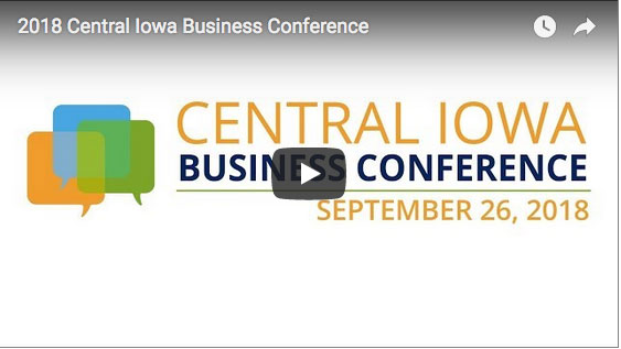 central iowa business conference event