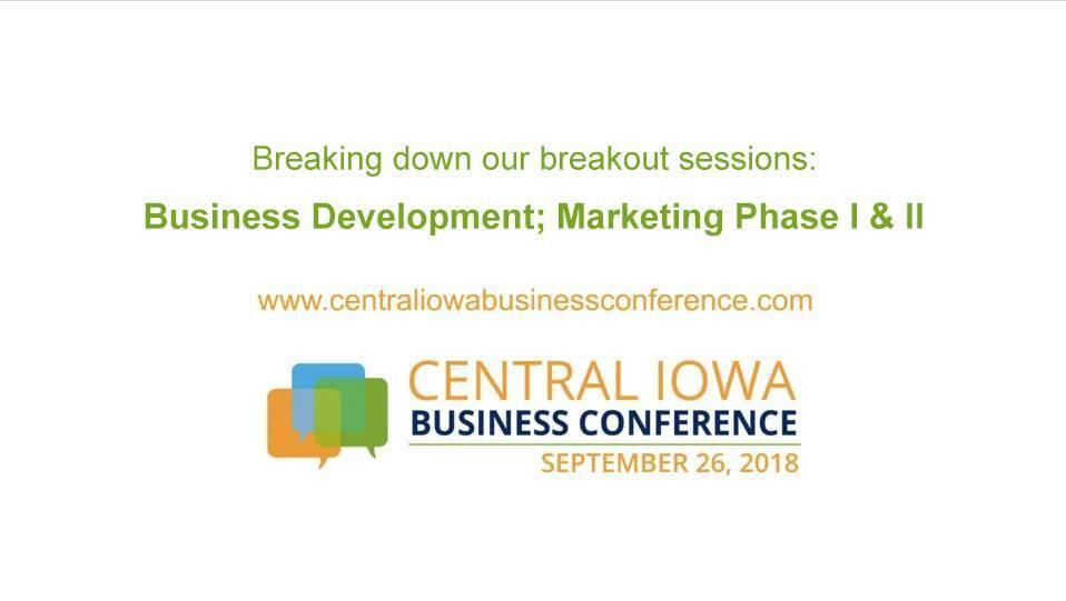 business development don dewaay CIBIZCON