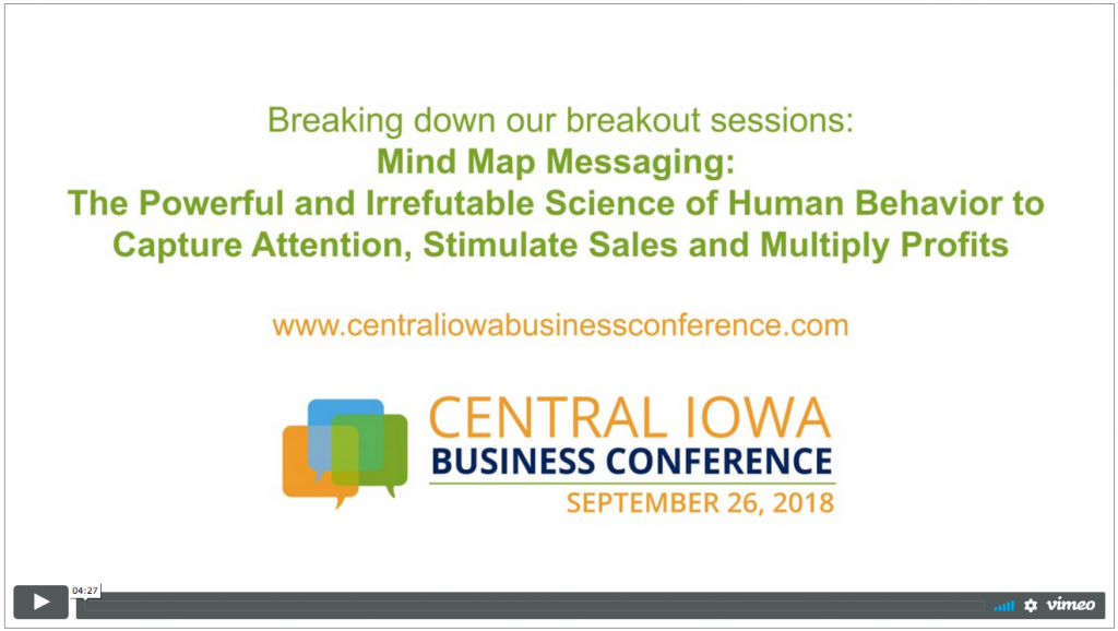 don dewayy speaker at central iowa business conference