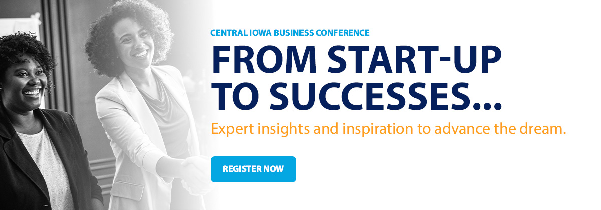central iowa business conference registration