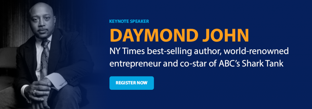 daymond john speaking at central iowa business conference